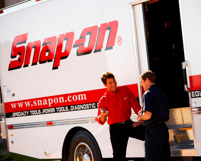 """Snap-on Tools Named to """"50 Top Franchises for Veterans.""""  (PRNewsFoto/Snap-on Tools)"""