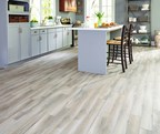 Spring is the perfect time to freshen up your space by upgrading to an affordable new floor like Delaware Bay Driftwood from Lumber Liquidators. With its clean and understated elegance, gray is the new neutral and this spring's beautiful new color trend. It will give your home a fresh look that is both timely and timeless!