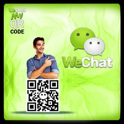 QR Code Becoming the New Youth Identity With WeChat