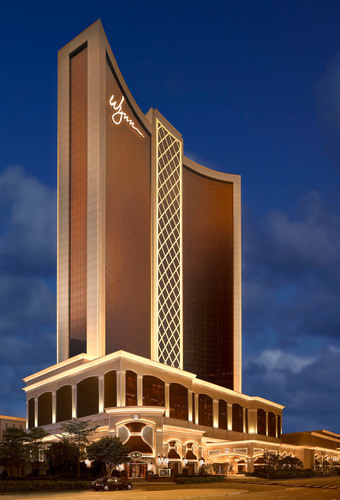 Encore Macau, Wynn Macau's sister resort, debuted this year on Forbes Five-Star list. (PRNewsFoto/Wynn Resorts) (PRNewsFoto/WYNN RESORTS)