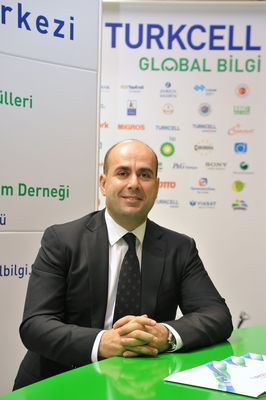 Bahadir Pekkan;  General Manager of Turkcell Global Bilgi