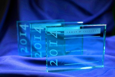 Frost & Sullivan's 2014 Excellence in Best Practices Awards Gala - December 2, 2014