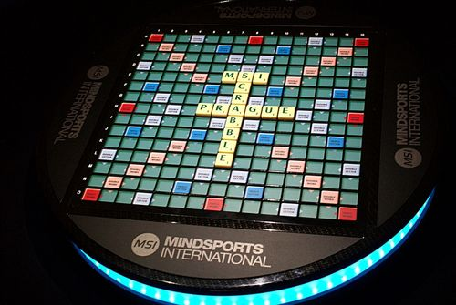 World's Most Advanced and Expensive SCRABBLE™ System Unveiled