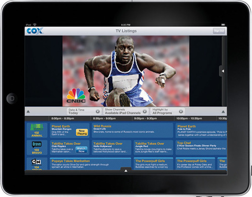 Cox Communications Brings Customers NBCUniversal's Coverage Of 2012 London Summer Olympic Games,