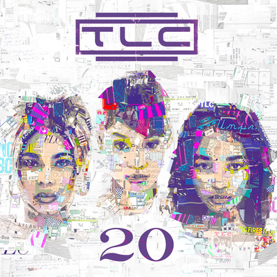 TLC Reveal Title and Track-listing For New Collection Inspired By Upcoming VH1 Biopic CrazySexyCool: The TLC Story.  (PRNewsFoto/Epic Records)