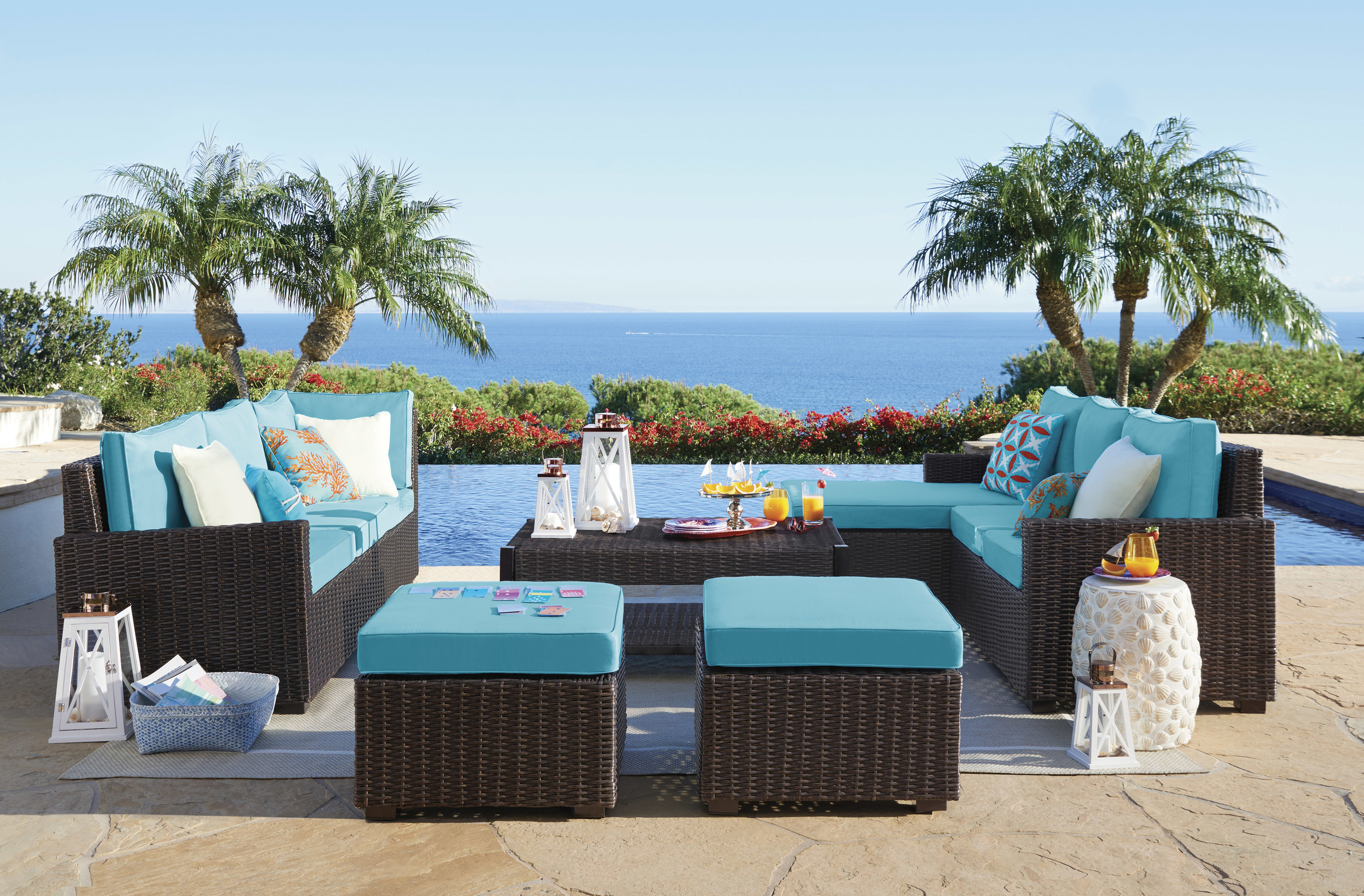 Surprising Perfect Patio Escape Ocoug Best Dining Table And Chair Ideas Images Ocougorg