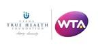 USANA True Health Foundation and WTA