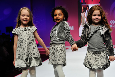 The 25th International Babies & Children Clothing & Accessories Fair (Wintexpo) Will Open its Doors in Istanbul, Turkey in June 2013.  (PRNewsFoto/UBM China)
