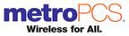 MetroPCS Logo.  (PRNewsFoto/Jibe Mobile)