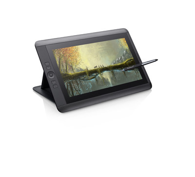 The compact, sophisticated Cintiq 13HD touch is here!