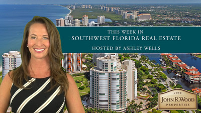 Online real estate TV show produced by John R. Wood Properties in Southwest Florida