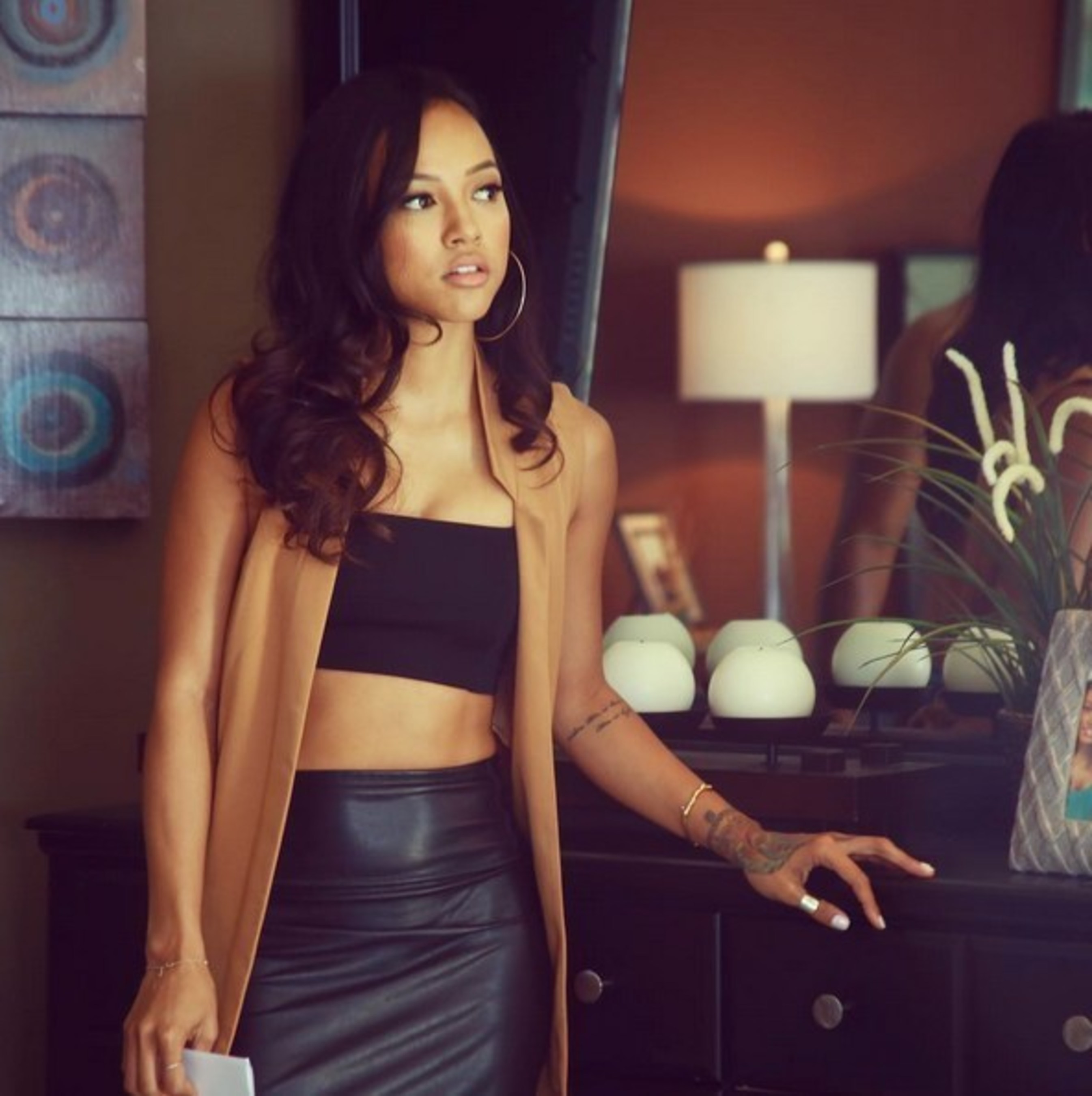 5caf12d5dd Karrueche Tran and Chantel Jeffries Land Roles in Upcoming Comedy Dinner  with the Stankershets