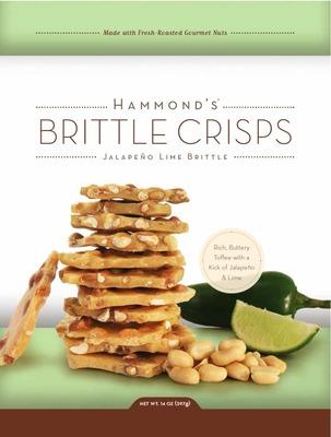 Hammond's Brittle Crisps have imaginative new flavors (PRNewsFoto/Hammond's Candies)