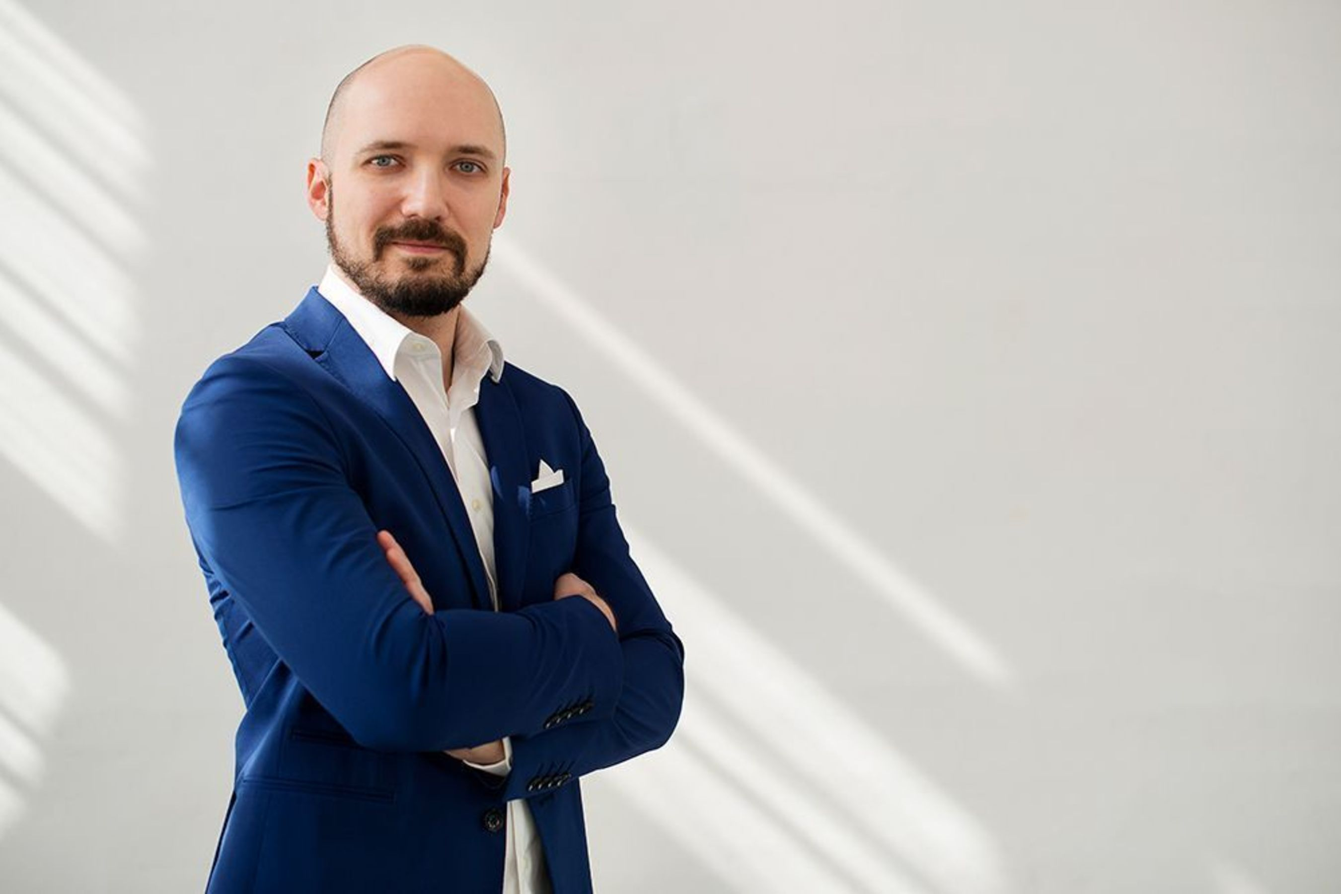 Krystian Kolondra, Opera Software (PRNewsFoto/Opera Software ASA)