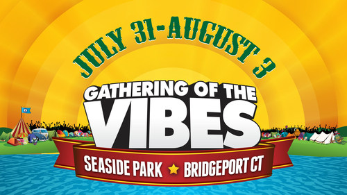 John Fogerty, Ziggy Marley and 40+ more are set to rock @Gatheringofthevibes Music Festival 7/31-8/3 in Connecticut. More info & tickets www.govibes.com, #GoVibes #VibeTribe. (PRNewsFoto/Gathering of the Vibes)