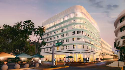 Cobertura dúplex personalizável e sem similar de $ 29 milhões no coração de Miami Beach chega ao