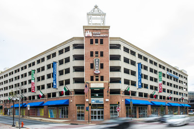 New Kaiser Permanente Baltimore Harbor Medical Center now open (image by photographer  Maria Bryk).