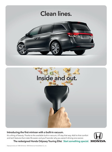 Neil Patrick Harris and Rainn Wilson Lend Voices to 2014 Honda Odyssey Advertising Campaign.  ...