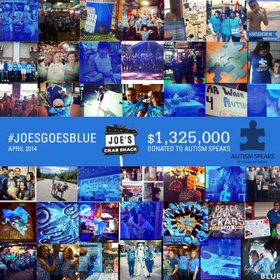 #JoesGoesBlue