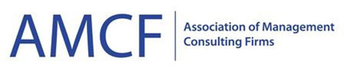 Association of Management Consulting Firms Logo. (PRNewsFoto/Association of Management Consulting Firms) (PRNewsFoto/ASSOCIATION OF MANAGEMENT CON...)