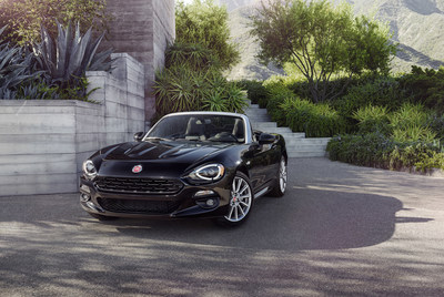 All-new 2017 Fiat 124 Spider revives legendary nameplate with iconic Italian styling and dynamic driving experience.