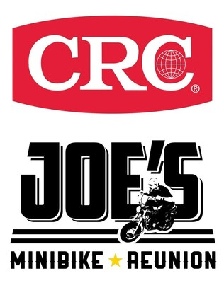 CRC Industries, Inc. and Joe Sebergandio, creator of the Joe's Minibike Reunion event, unveil a custom CRC TACO Frijole minibike at the 2015 SEMA trade show in Las Vegas November 3-6, 2015.