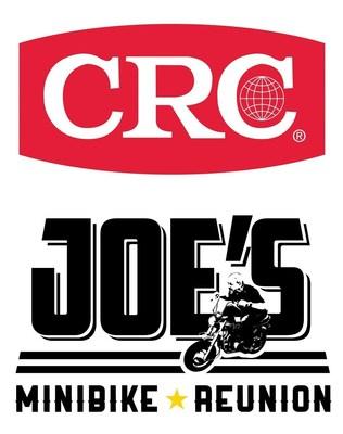 CRC Industries, Inc. and Joe Sebergandio, creator of the Joe's Minibike Reunion event, unveil a custom CRC TACO Frijole minibike at the 2015 SEMA trade show in Las Vegas November 3-6, 2015.