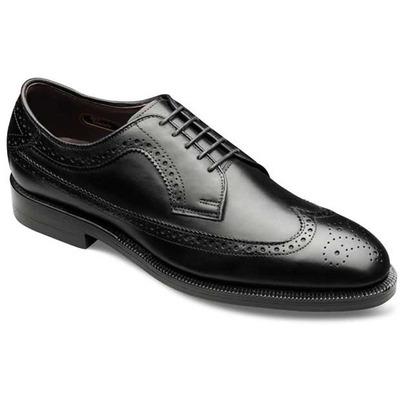 Williams in black calf leather