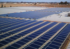 472 kW solar system at Ready Roast Nut Co.  (PRNewsFoto/Cenergy Power)