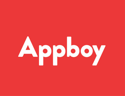 Appboy Logo (PRNewsFoto/Appboy)