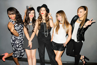 "America's First Teen-Girl Pop-Group Fifth Harmony Set to Perform on ""Hub Network's First Annual Halloween Bash,"" on Oct. 26.  (PRNewsFoto/The Hub Network)"