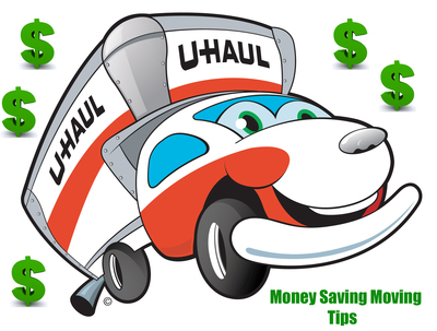 Money Saving Moving Tips  (PRNewsFoto/U-Haul)