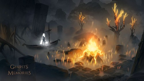 Ghosts of Memories Epilogue expansion: Players embody Charon trying to free the world from the 'Dark ...