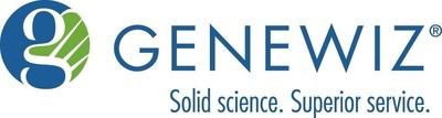 GENEWIZ logo (PRNewsFoto/GENEWIZ)