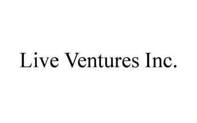 Live Ventures Incorporated