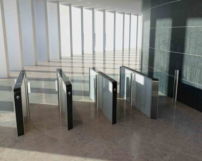 KONE turnstile 100 sets a new standard for access gate usability flexibility ... & KONE introduces turnstile solution for smoother smarter people flow