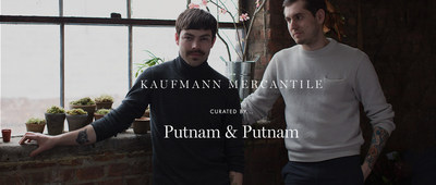 Kaufmann Mercantile Unveils New Collection Curated by Wedding Influencers Putnam & Putnam