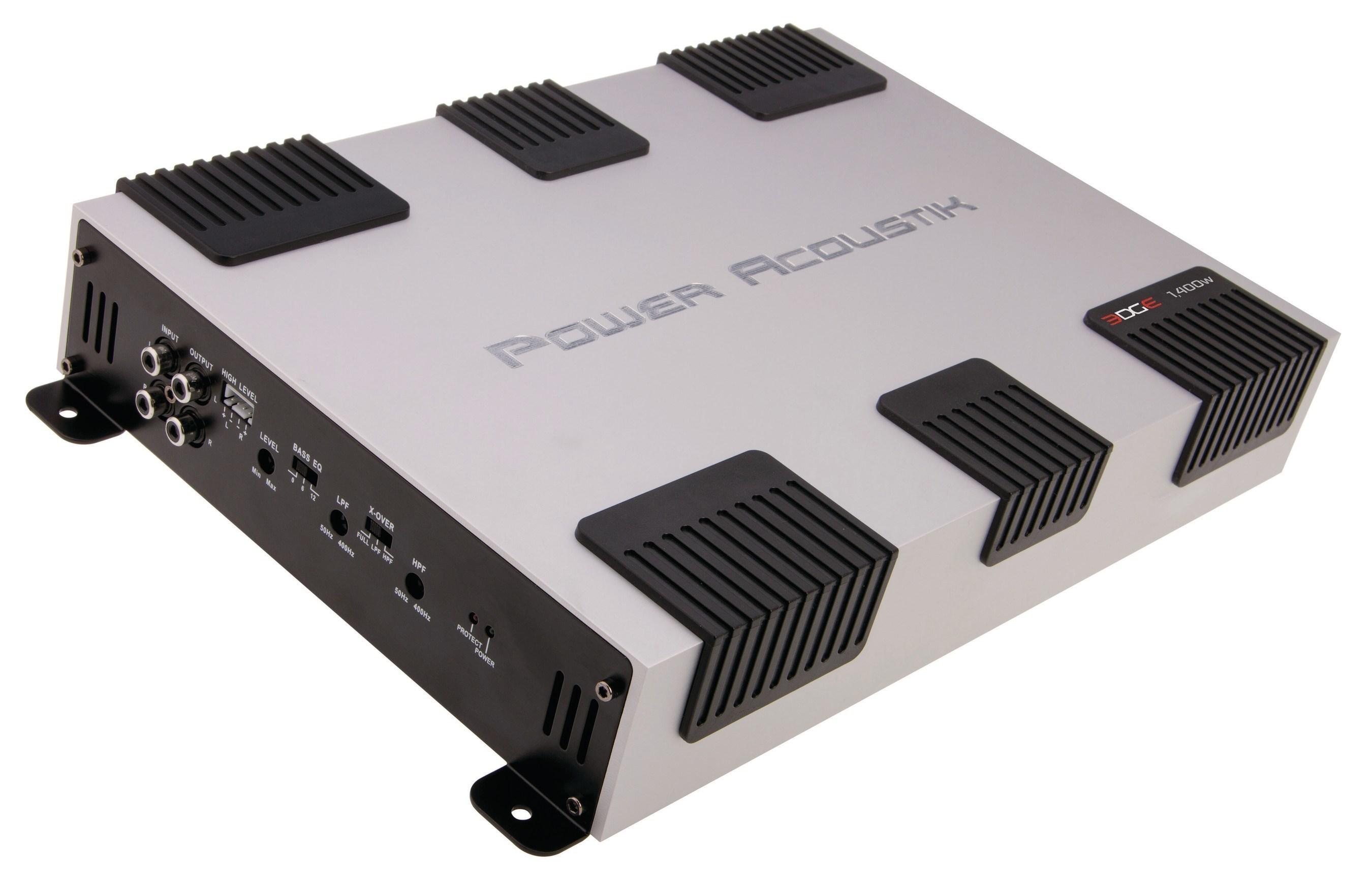 Power Acoustik Edge Amplifiers Will Be Showcased At CES 2016 Under The Epsilon Electronics Inc