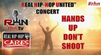 REAL HIP-HOP NETWORK plans concert to demand Justice in Ferguson and Peace in Chicago (PRNewsFoto/Real Hip-Hop Network)