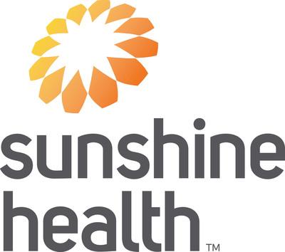Sunshine Health logo.  (PRNewsFoto/Sunshine Health)
