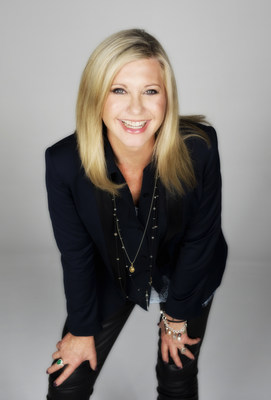 Grammy-award winning singer, Olivia Newton-John to perform in-port concert on Feb. 13, 2015 for Olivia Travel Sydney-New Zealand Cruise Odyssey. For more information about the cruise, including availability and pricing, visit www.olivia.com (PRNewsFoto/Olivia Travel)