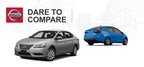 Boardman Nissan helps customers by providing vehicle comparisons (PRNewsFoto/Boardman Nissan)