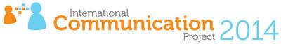 The International Communication Project 2014 logo. (PRNewsFoto/American Speech-Language-Hearing Association) (PRNewsFoto/AMERICAN SPEECH-LANGUAGE...)