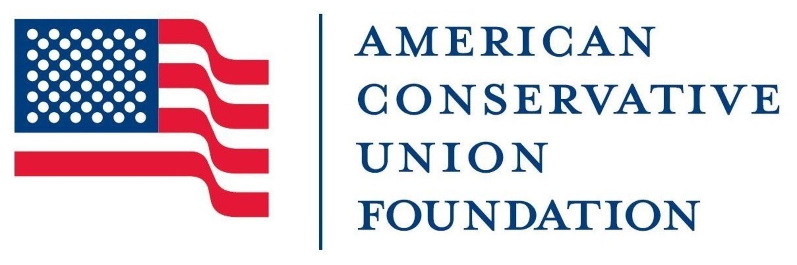 American Conservative Union Foundation logo (PRNewsFoto/American Conservative Union)