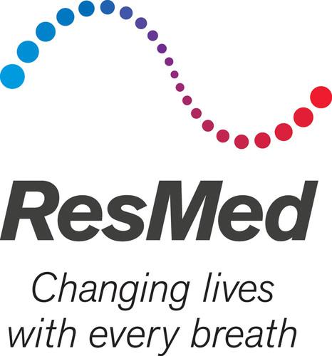 ResMed Inc. logo and tagline. (PRNewsFoto/ResMed Inc.) (PRNewsFoto/RESMED INC.)