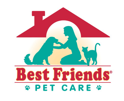 Best Friends Pet Care Inc. logo. (PRNewsFoto/Best Friends Pet Care Inc.)