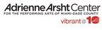 Adrienne Arsht Center for the Performing Arts of Miami-Dade County Logo
