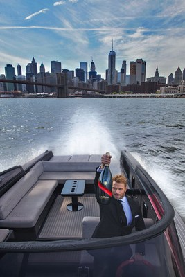 The Most Daring Champagne Delivery: Mumm Grand Cordon Arrives in the US