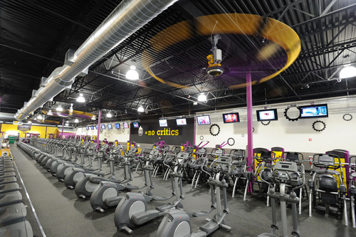 Planet Fitness, whose 3.5 million members make it the largest gym chain in the US, opened its 500th location ...
