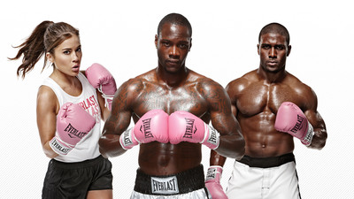 EVERLAST LAUNCHES MARKETING CAMPAIGN TO SUPPORT BREAST CANCER RESEARCH.  (PRNewsFoto/Everlast Worldwide Inc.)